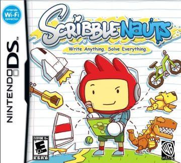 Scribblenauts Cover
